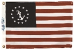 Flag, US Yacht Ensign 12 x 18