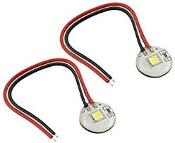 LED Stick on Light 2pk