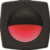 Recessed Companion Way LED Light (Black Cover/Red LED)