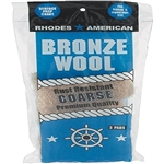 Wool Pad Bronze-Course