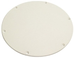 Cover Plate 8 Inch Artic Wht