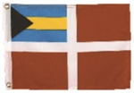 Flag Bahama Courtesy