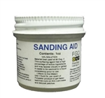 Wax-Solvent, 1 oz. Sanding Aid,