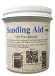 Wax-Solvent, 4oz. Sanding Aid