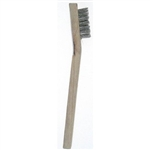 Wire Brush 3x7 Stainless