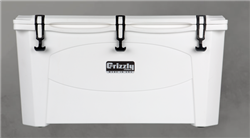 Grizzly 100 White Cooler