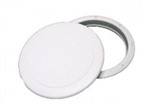 8 inch Inspection Plate Polar Wh