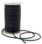 Shock Cord 1/4 Black (250ft)