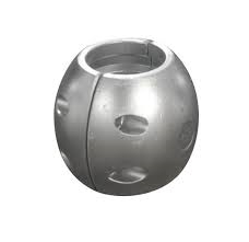 "2"" Shaft Egg Zinc Anode"