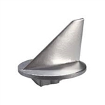 Mercury Engine Short Skeg Zinc Anode 31640
