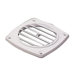 ABS Hose Vent 4in White