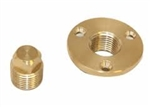 Garboard Drain Plug Kit 1/2in NP