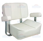 Seat, Dlx Captains W/Armrests
