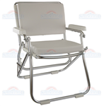Folding Euro Style Deck Chair,
