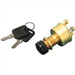 Three Position Ignition Switch