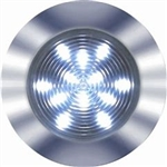 Recessed Mount LED Accent Light (White LEDs)